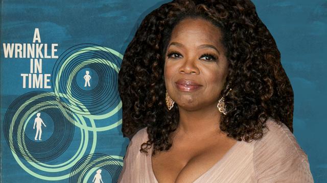 Oprah Winfrey A Wrinkle in Time