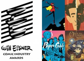 Premios Eisner 2016