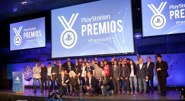 Premios PS Foto de familia