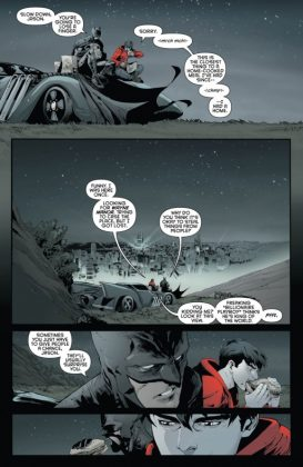 Red Hood and the Outlaws Rebirth Página interior (4)