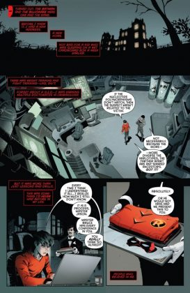Red Hood and the Outlaws Rebirth Página interior (5)