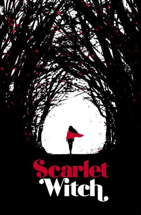 Scarlet Witch 4 David Aja
