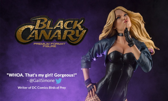 Sideshow Collectibles Canario Negro (7)