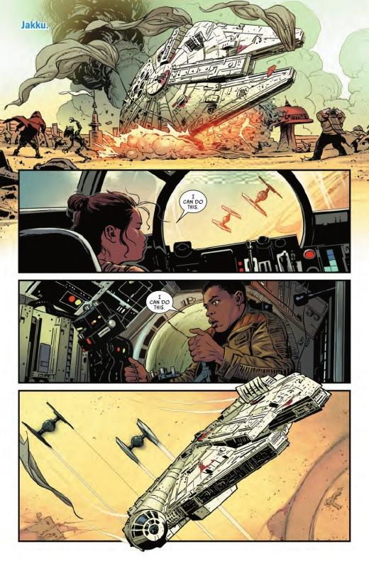 Star Wars El Despertar de la Fuerza 2 2