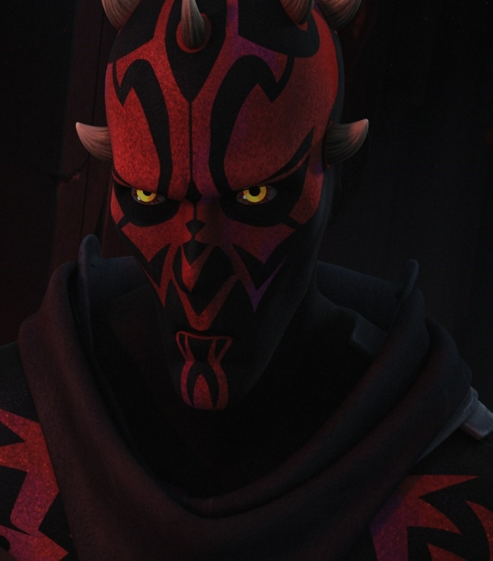 Star Wars Rebels Darth Maul