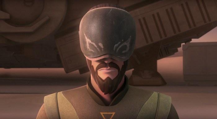 Star Wars Rebels- temporada 3 - Kanan
