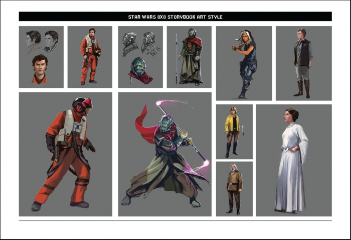 Star Wars SDCC 2