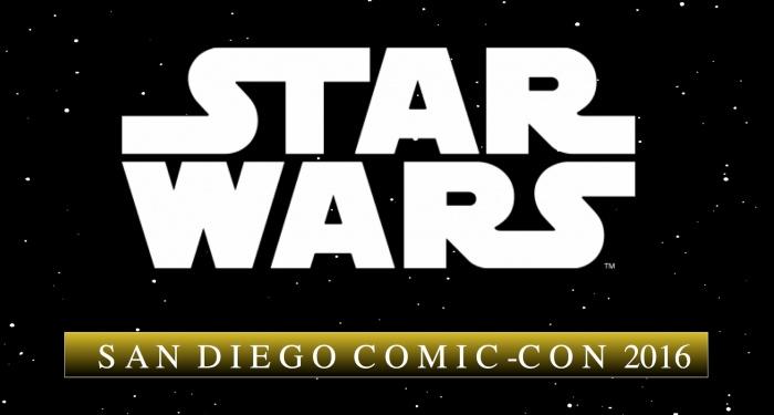 Star Wars San Diego ComicCon