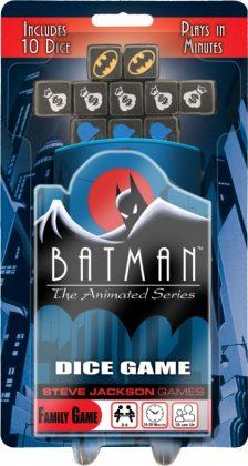 Steve Jackson Games Cryptozoic Batman