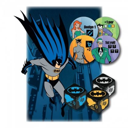 Steve Jackson Games Cryptozoic Batman