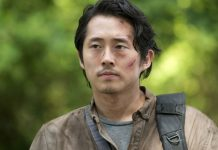 Steven Yeun The Walking Dead