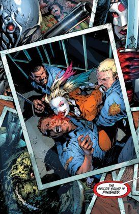Suicide Squad Rebirth Página interior (1)