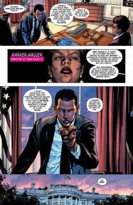 Suicide Squad Rebirth Página interior (2)
