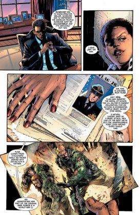 Suicide Squad Rebirth Página interior (4)