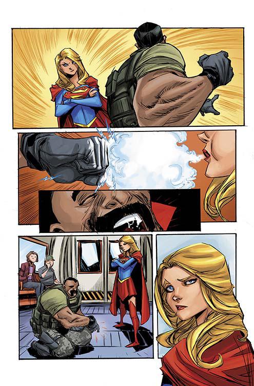 Supergirl 4