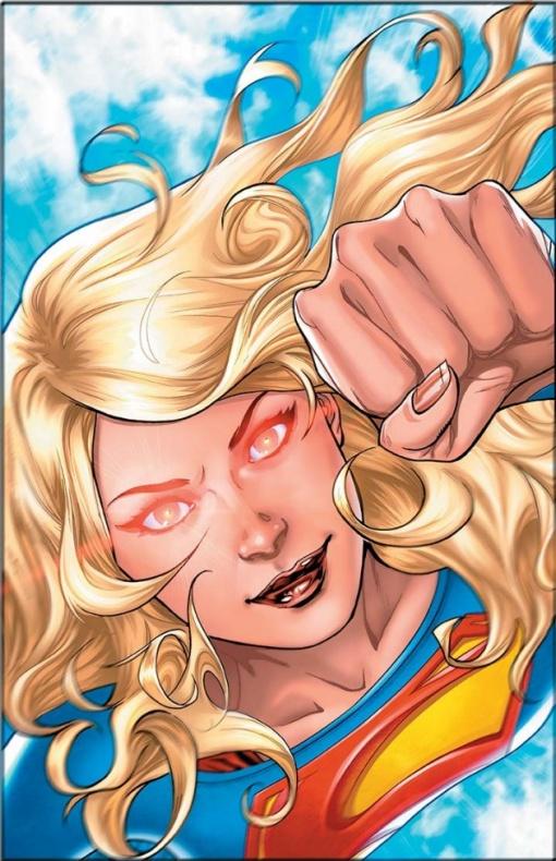 Supergirl Rebirth 1