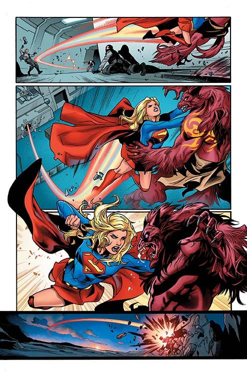 Supergirl Rebirth 3