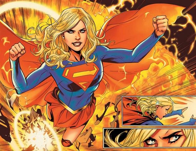 Supergirl Rebirth