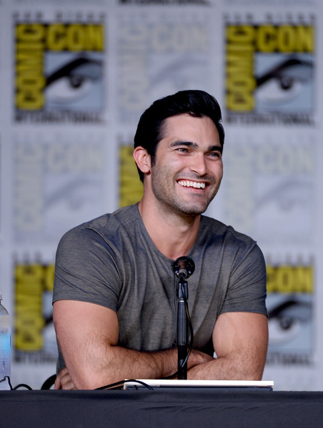 Supergirl - SDCC16 - Tyler Hoechlin
