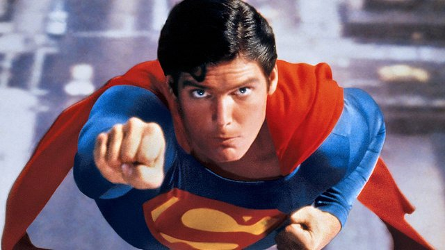 Superman - Christopher Reeve