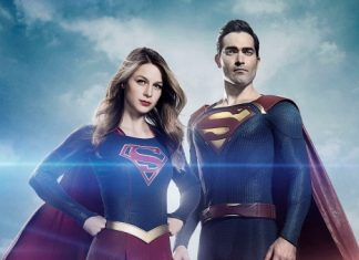 Superman Tyler Hoechlin Supergirl destacada