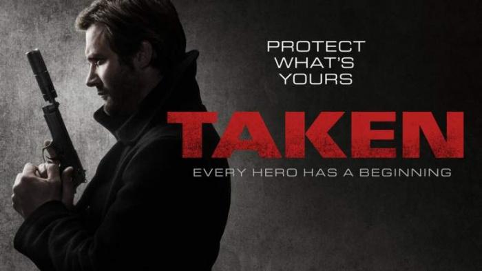 Taken - serie NBC