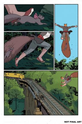 The Unbeatable Squirrel Girl Beats Up The Marvel Universe Página interior (1)