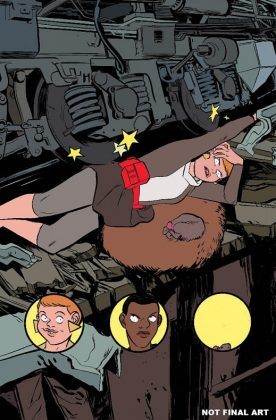 The Unbeatable Squirrel Girl Beats Up The Marvel Universe Página interior (2)