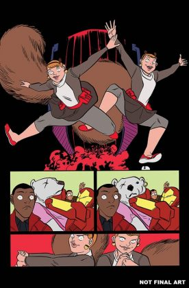 The Unbeatable Squirrel Girl Beats Up The Marvel Universe Página interior (3)