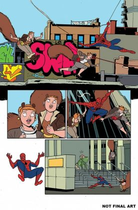The Unbeatable Squirrel Girl Beats Up The Marvel Universe Página interior (4)