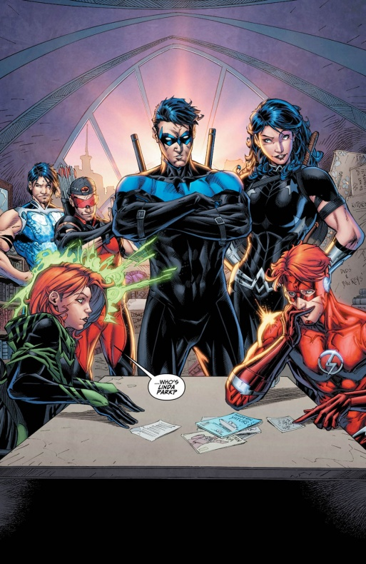 Titans Página interior (5)