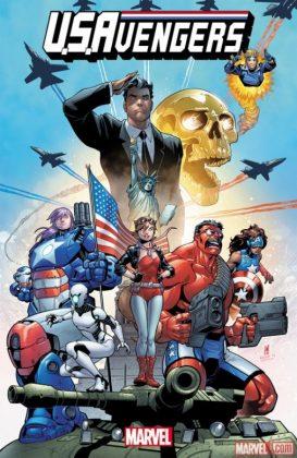 U.S.Avengers 1a