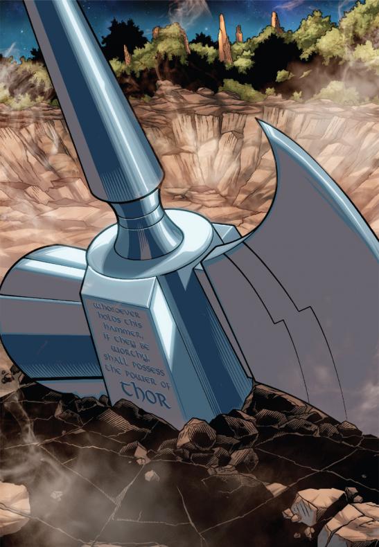 Unworthy Thor 02