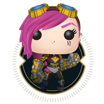 Funko League of Legends Vi