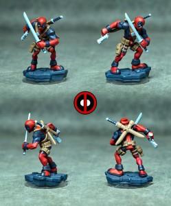 X-Men Disney Infinity figuras fanmade 10