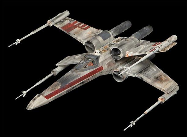 X-Wing - Star Wars Ep. IV - a subasta