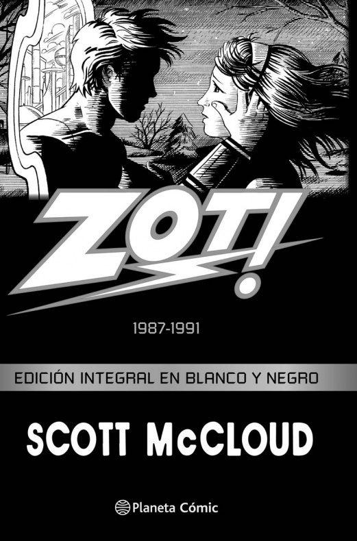 Reseña de 'Zot!', de Scott McCloud