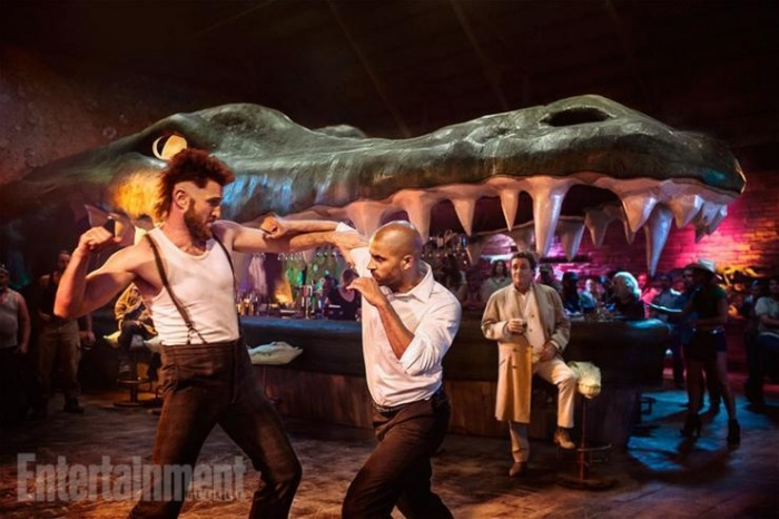 american gods - entertainment weekly