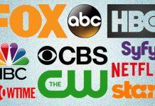 cadenas televisión EEUU