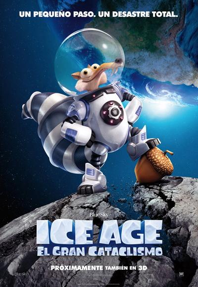 Crítica de 'Ice Age: el Gran Cataclismo'