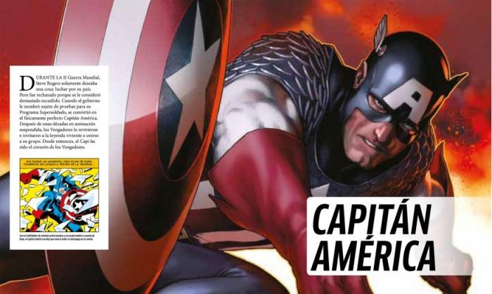 Marvel - Los Vengadores: La Enciclopedia