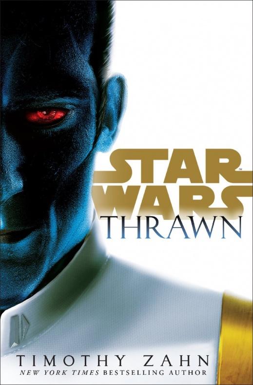Star Wars - Thrawn (novela de Timothy Zahn para 2017)
