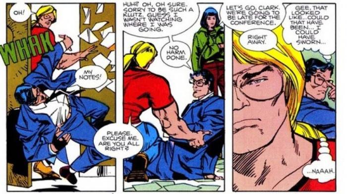 8 curiosidades entre personajes Marvel y DC 04 Clark Kent en Marvel