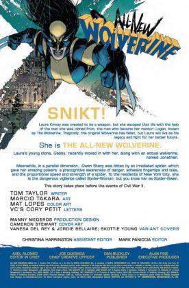 All-New Wolverine Annual Página interior (1)