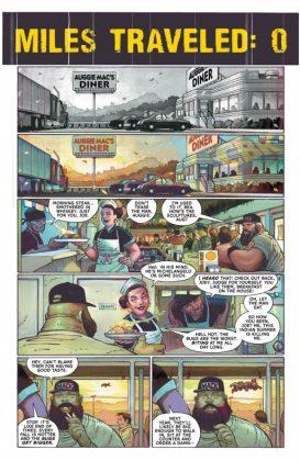 All-Star Batman Página interior (1)