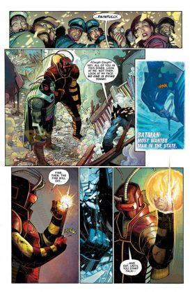 All-Star Batman Página interior (3)