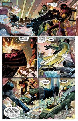 All-Star Batman Página interior (4)
