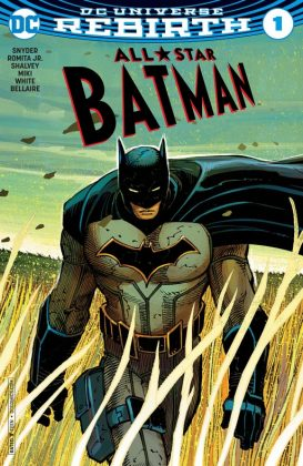All-Star Batman Portada alternativa de John Romita Jr (2)