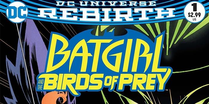 Batgirl and the Birds of Prey Destacada
