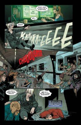 Batgirl and the Birds of Prey Página interior (3)